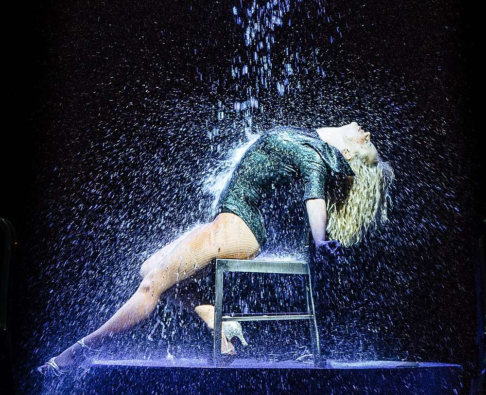 Flashdance - The Musical. Photo uncredited