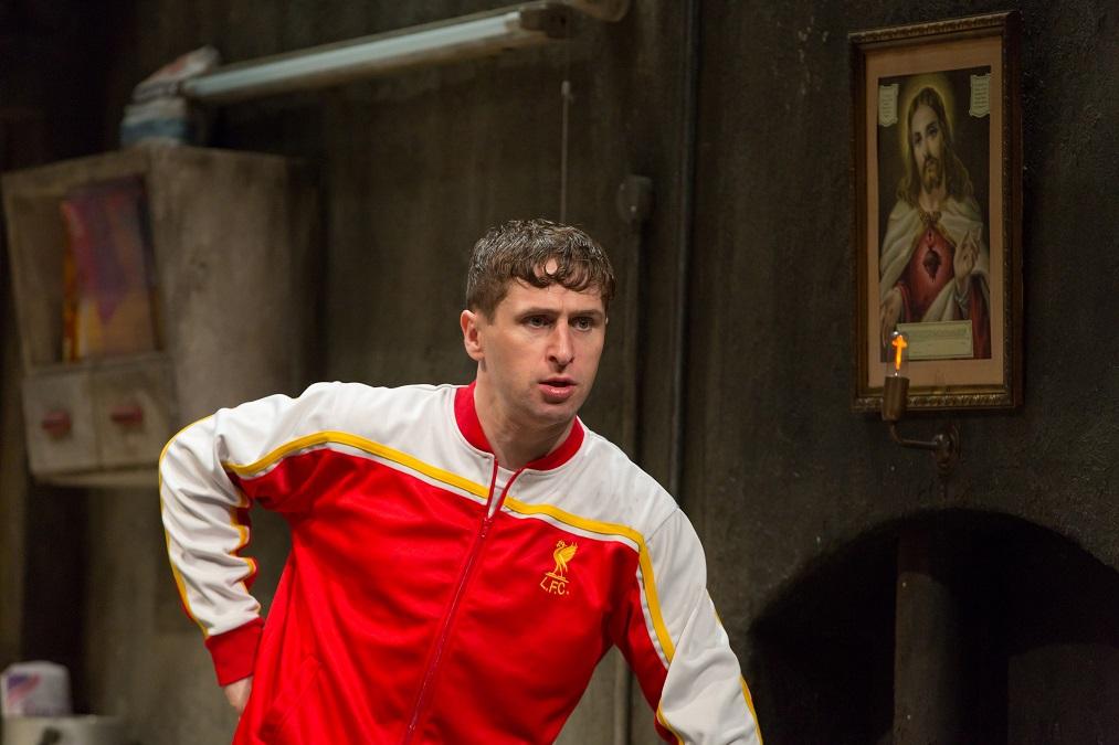 Aaron Monaghan as Ray Dooley