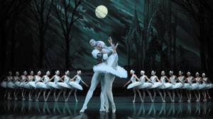 St Petersburg Theatre Ballet presents Tchaikovsky's Swan Lake. Image uncredited.