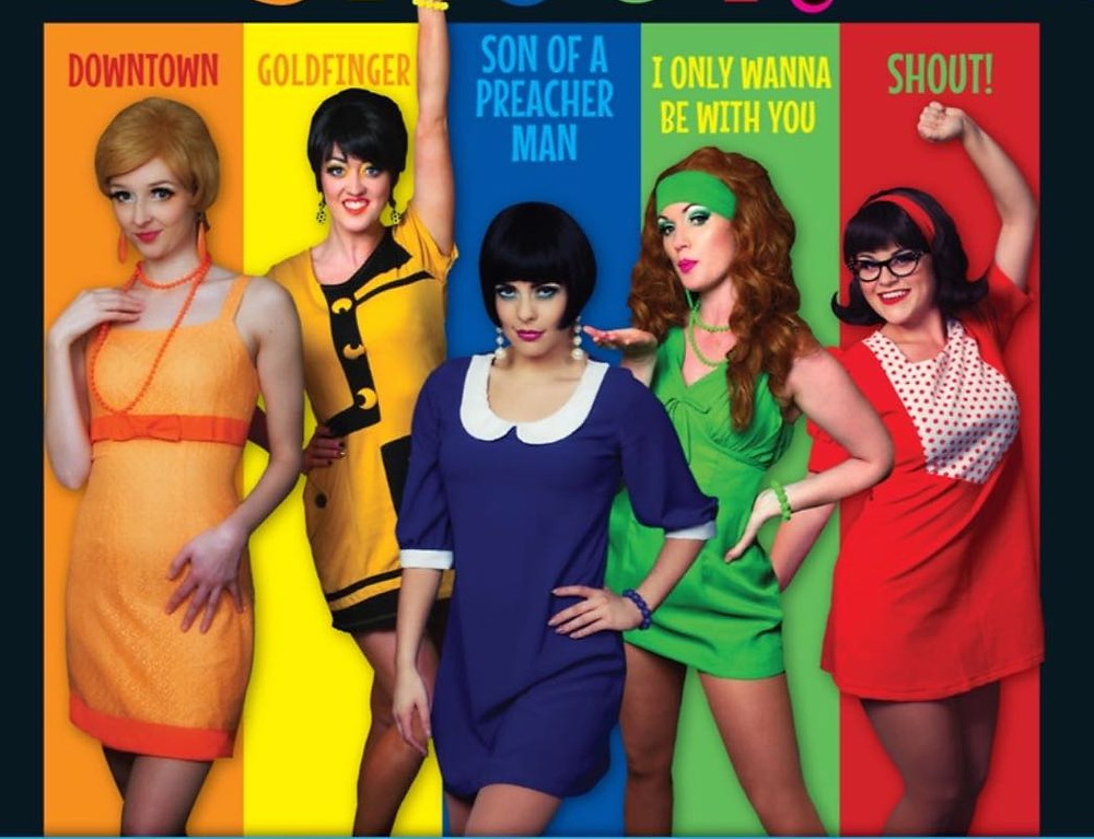 Shout! The Mod Musical. Image uncredited