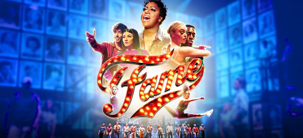 Fame - The Musical. Image uncredited.