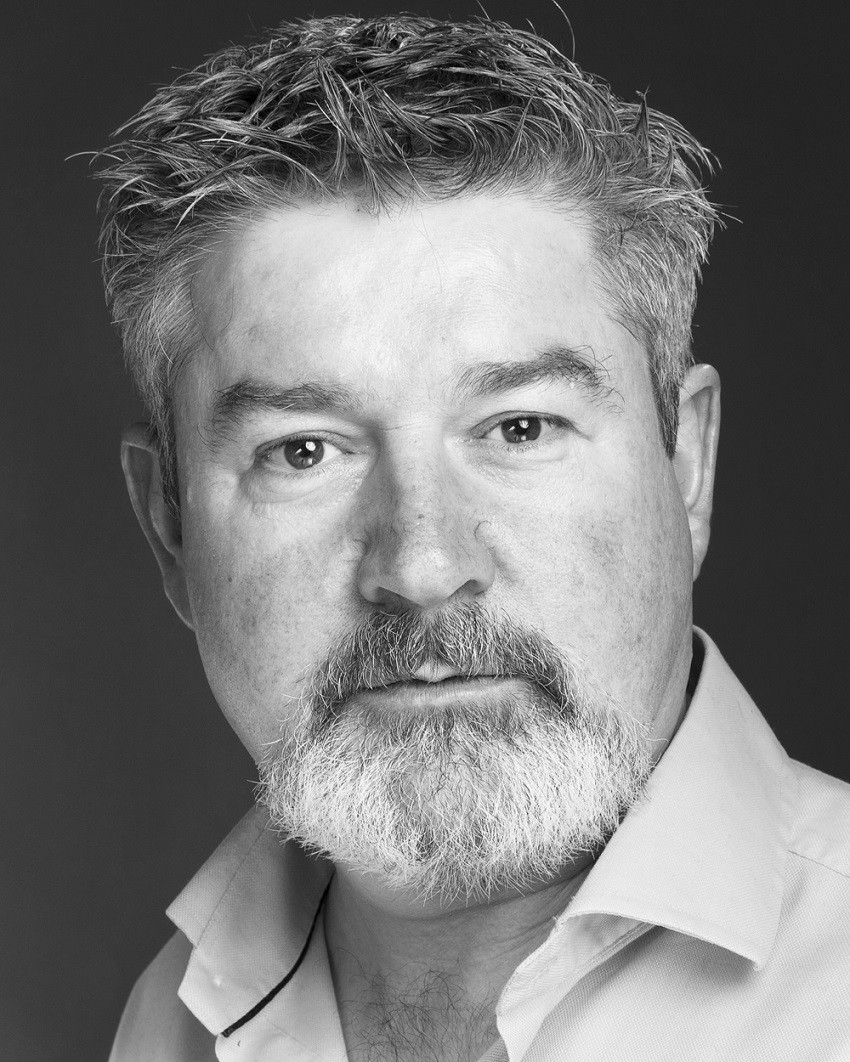 Denis Conway. Photo by The Gate Theatre