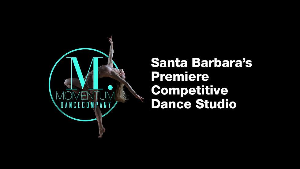 Momentum Dance Company. Santa Barbara's Premiere Comptetitive Dance Studio.