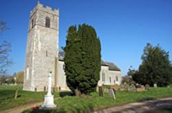 St Mary's Church, Chediston