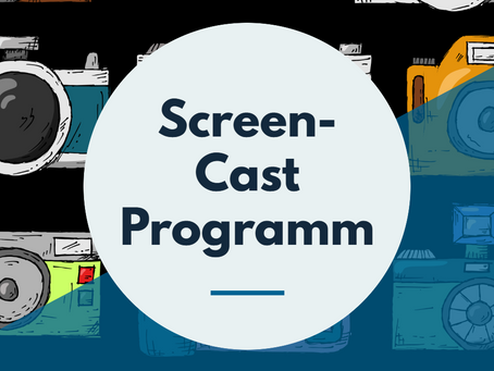 Screencast - kostenlos für Lehrpersonen