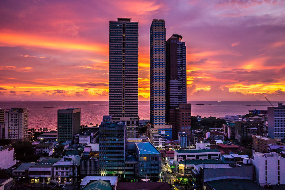 Manila in the Philippines has day tours within the city that take you to nearby sites. It is also a  vibrant city that lets you experience the hospitality and culture of Filipinos.