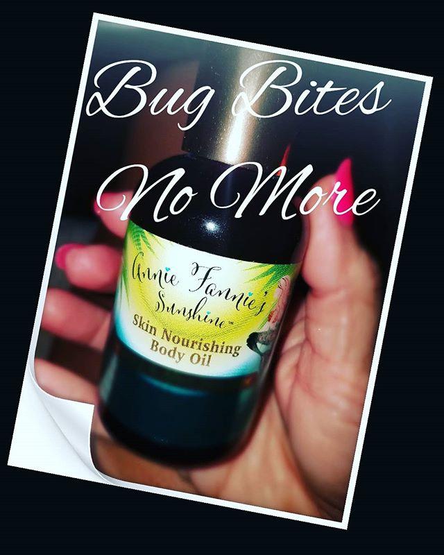 Bug Bites #anniefanniessunshine _#skinca