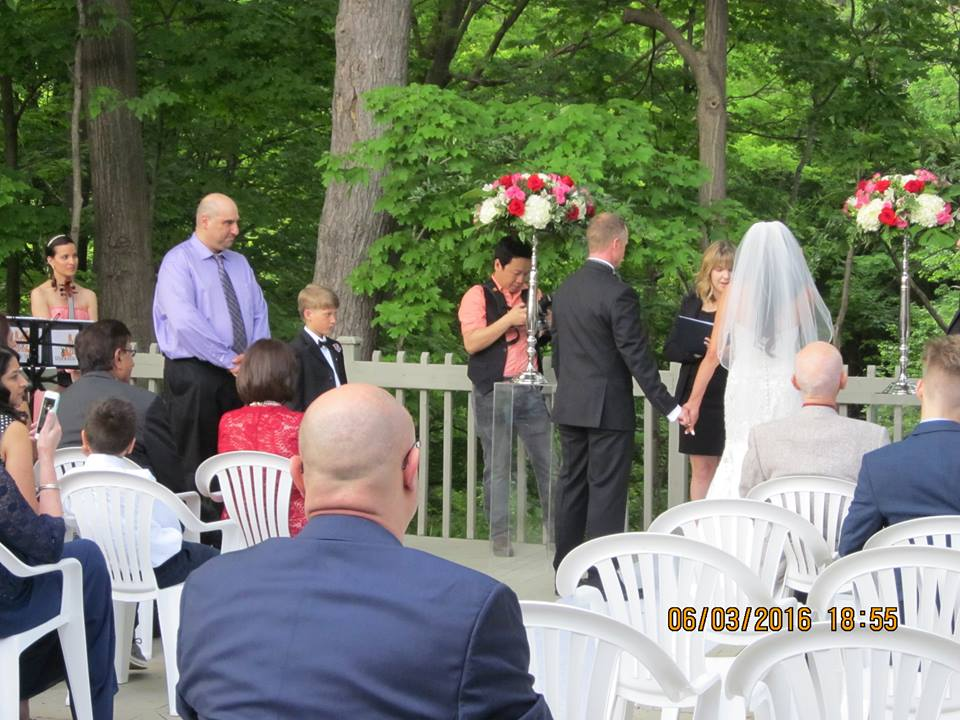 Marcus and Bela Wedding Ceremony