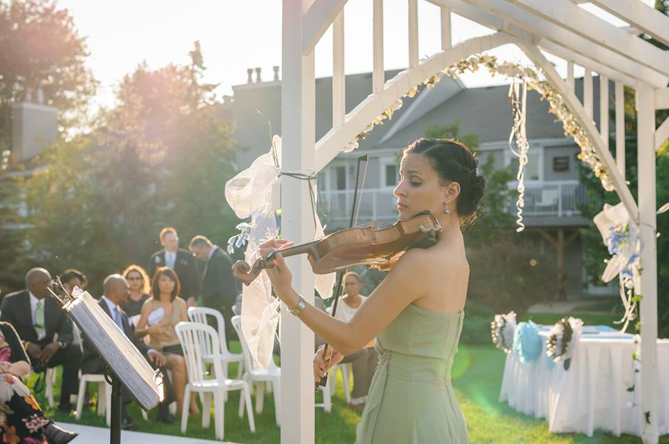 Carol and Ron Wedding Ceremony