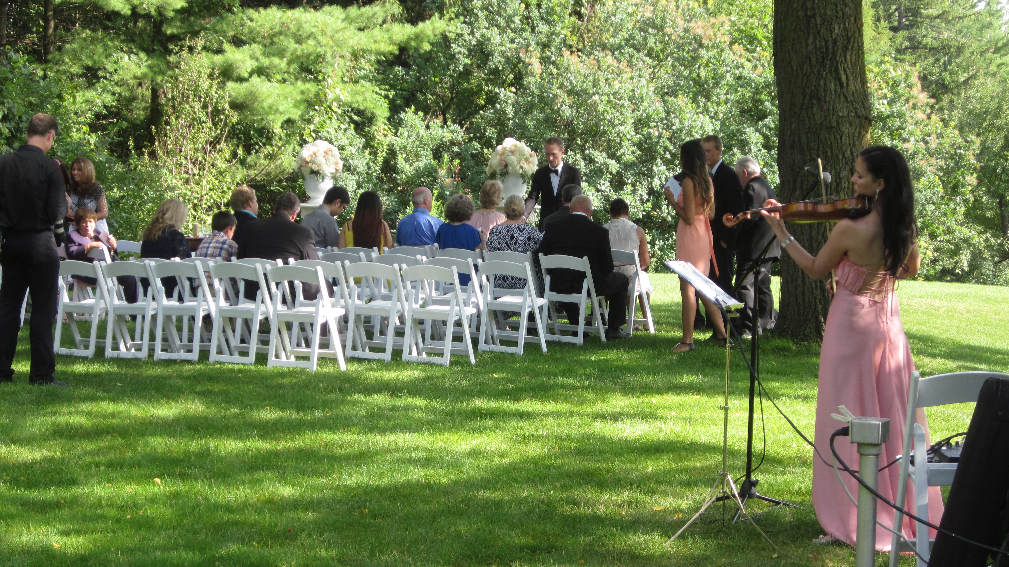Maribel's Wedding Ceremony