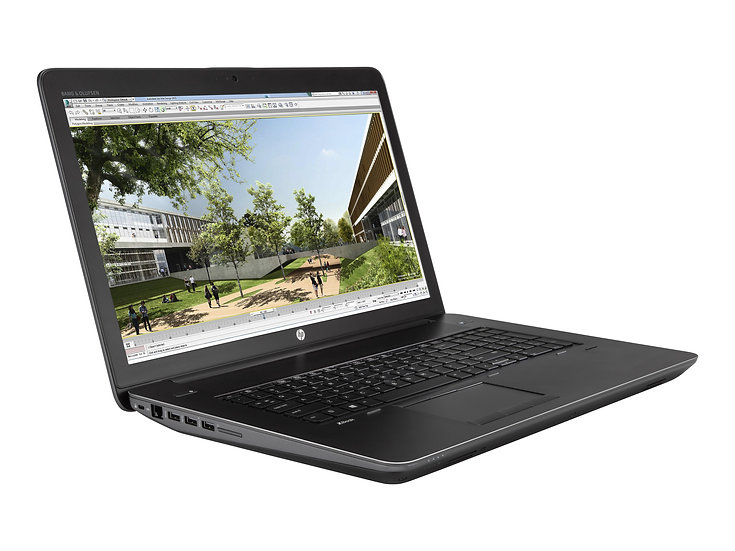 Refurbished HP Zbook 14 G2 Core I7 2 6Ghz 14