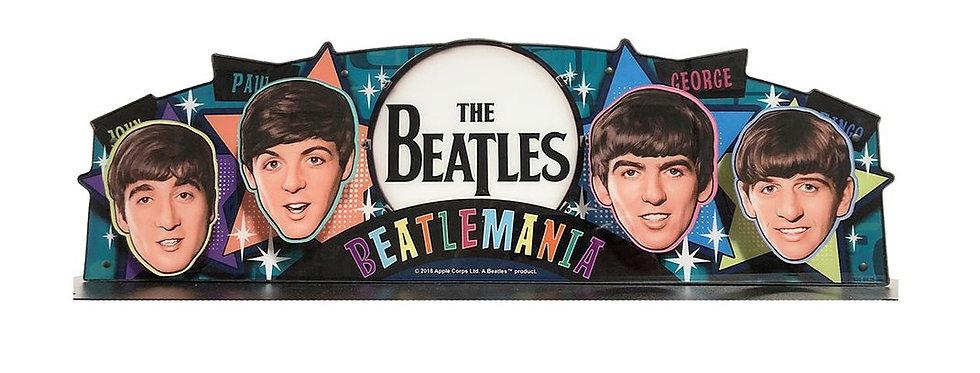 Beatles Topper
