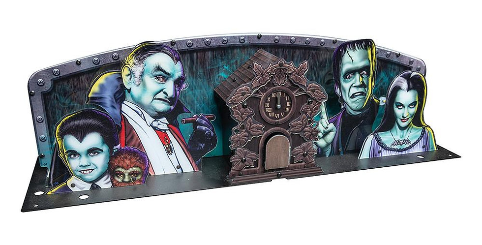 Munsters Topper