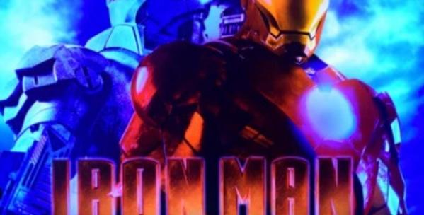 Iron Man Custom LED Backbox Light Kit