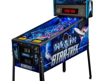 Star Trek Pinball Machine | Pro