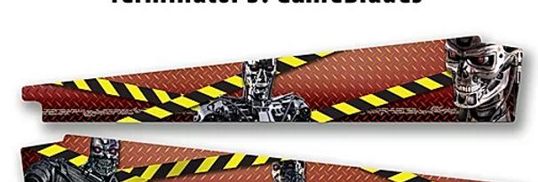 Terminator 3 Game Blades