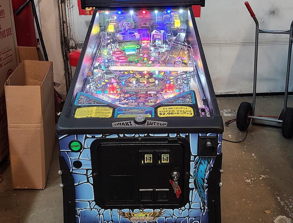 Aerosmith Pinball machine  Pro model