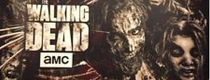 The Walking Dead Translite