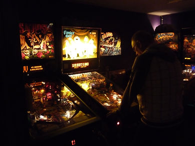 Gameroom Pinball