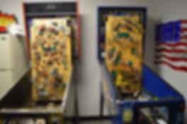 Pinball Restoration Service