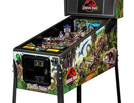 Jurassic Park Pro Pinball Machine   Stern Pinball