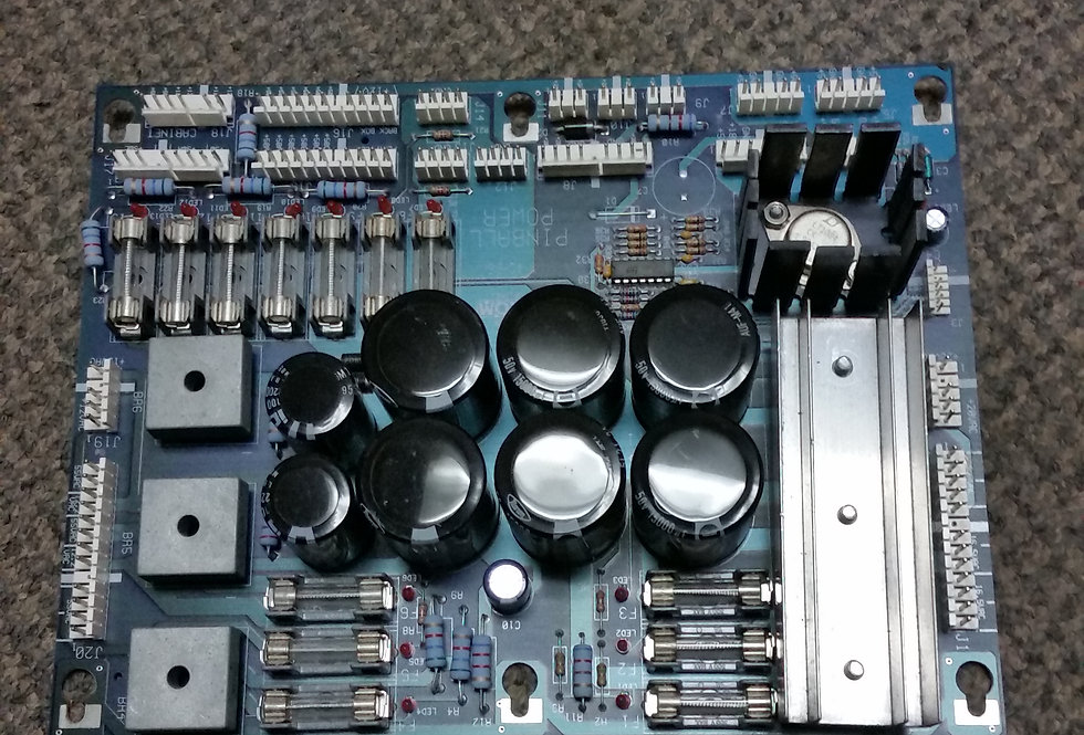 Capcom Power Driver Board