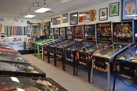 Great American Pinball Shop