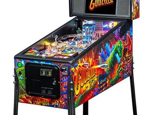 Godzilla Pinball machine | Pro model