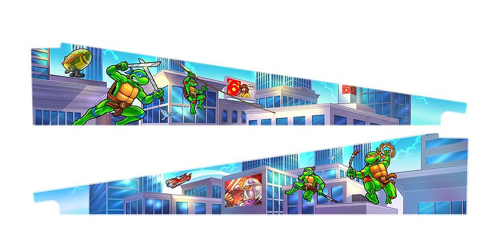 Teenage Mutant Ninja Turtle Art Blades