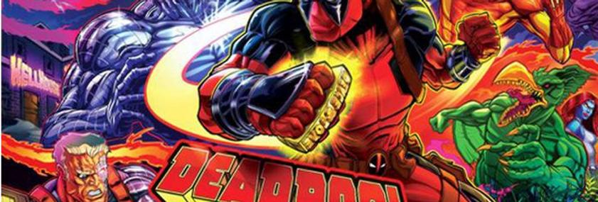 Deadpool Translite