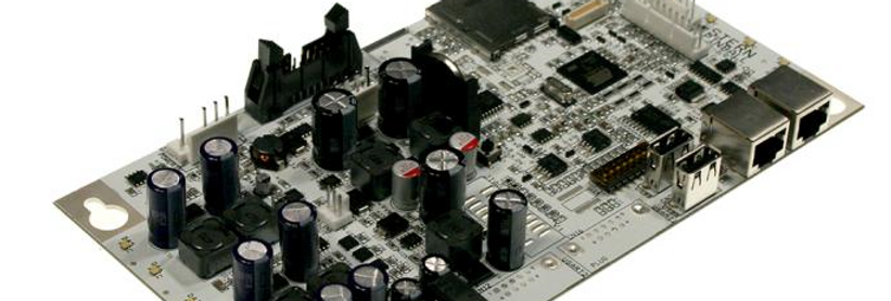 Spike 1 CPU Node Board 520-6936-01