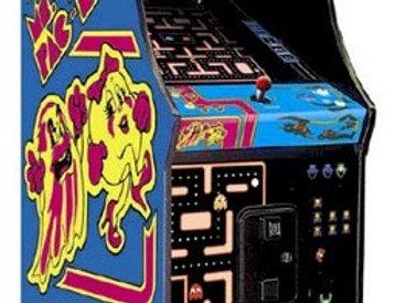 Pac-Man / Galaga | Classic 1981 Home Edition