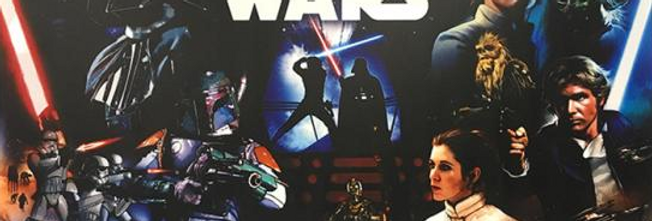 Star Wars Translite