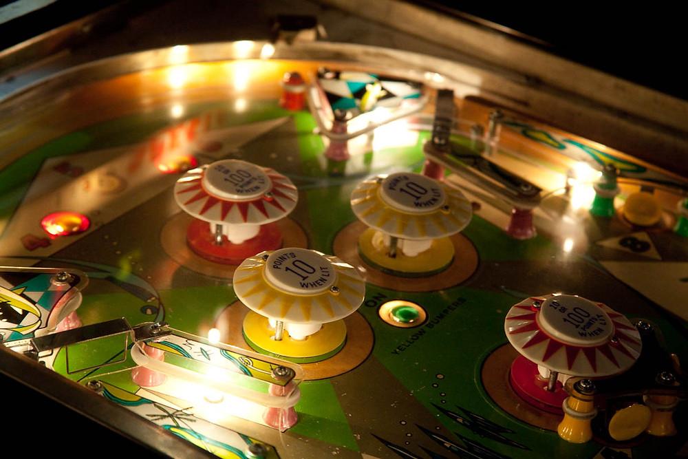 Sell a Pinball Machine