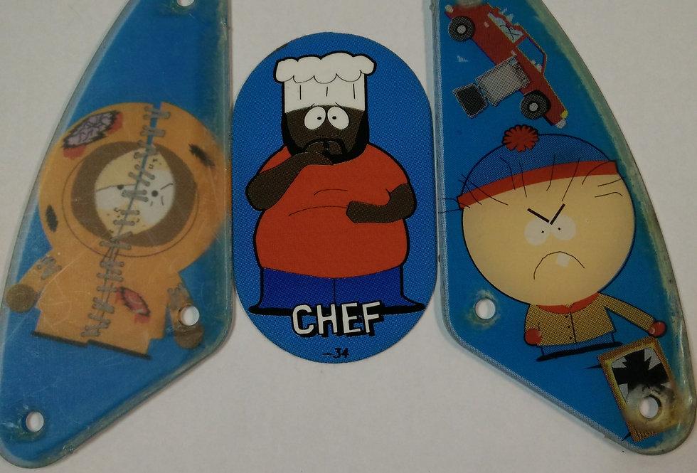South Park Sling Shot Plastic Set | Sega