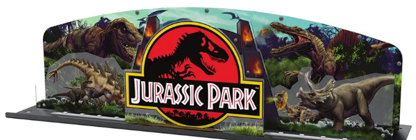 Jurassic Park Topper