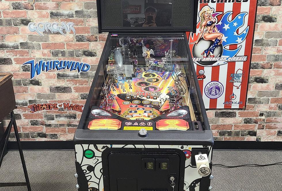 Led Zepplin pinball machine  Pro  | Floor model