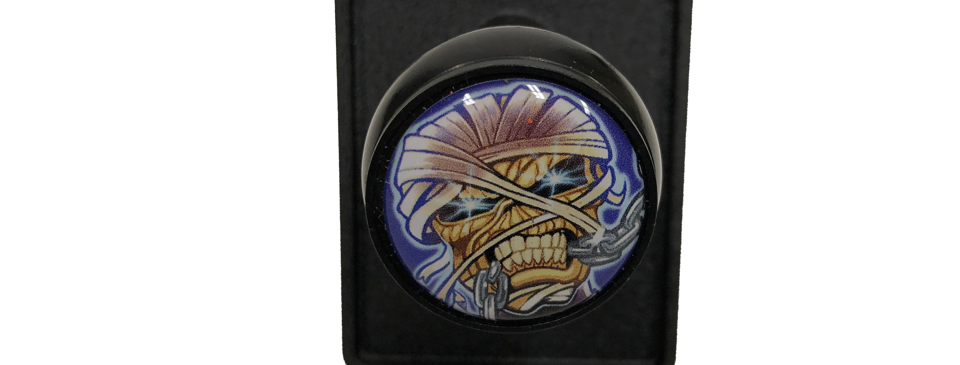 Iron Maiden Shooter Rod Knob | Stern Pinball