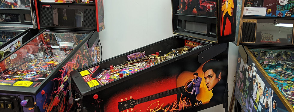 Elvis Pinball Machine | Stern