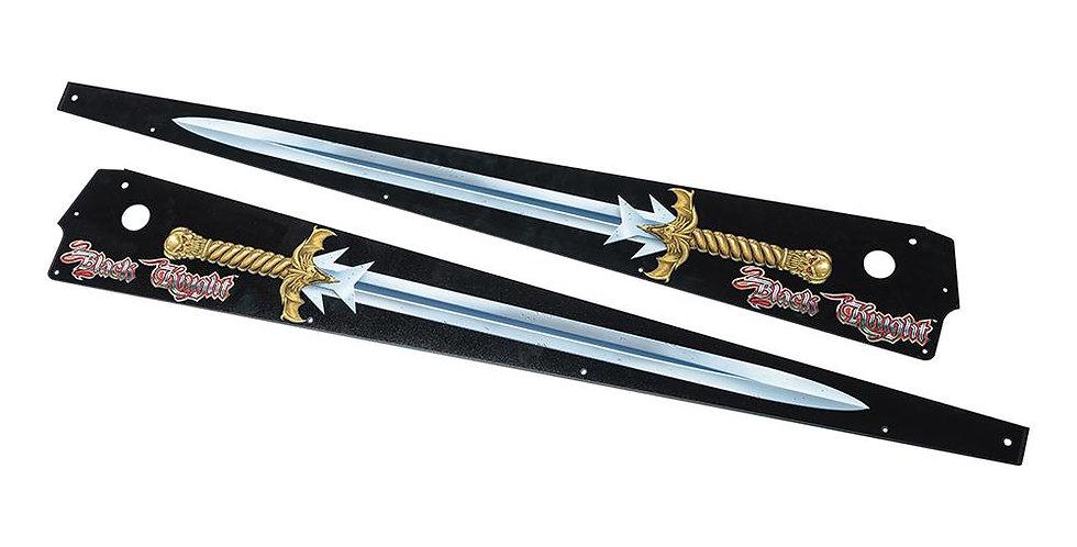 Black Knight Side Armor
