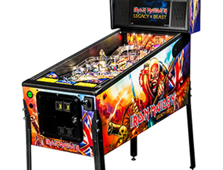 Iron Maiden Pinball Machine | Pro