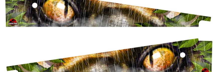 Jurassic Park Art Blades