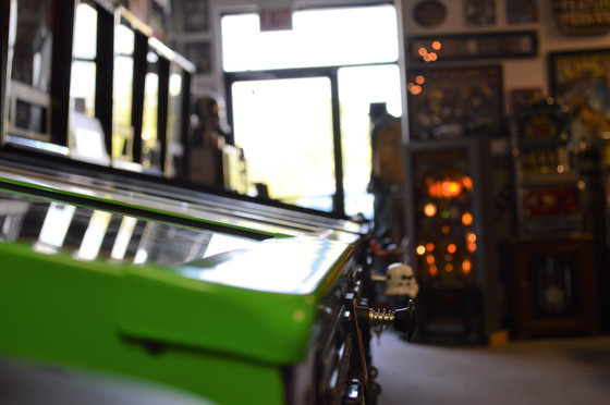 Do You Have a Pinball Machine for Sale?