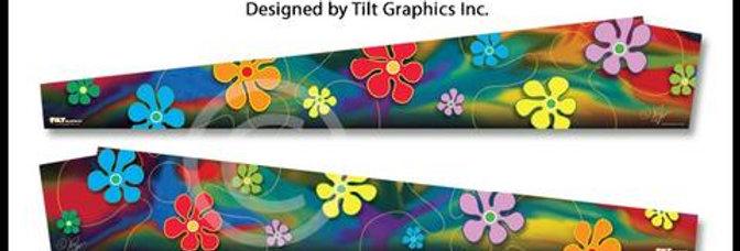Austin Powers GameBlades™ | Tilt Graphics
