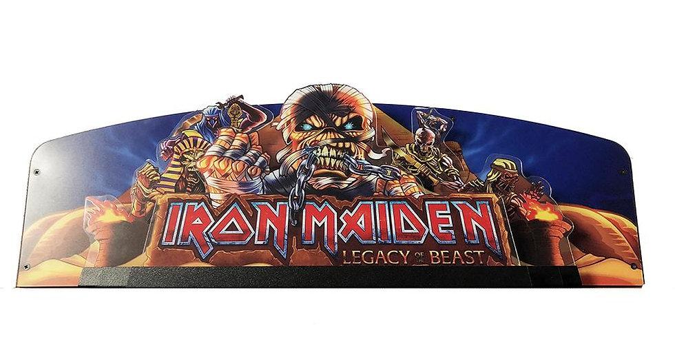 Iron Maiden Mummy Topper