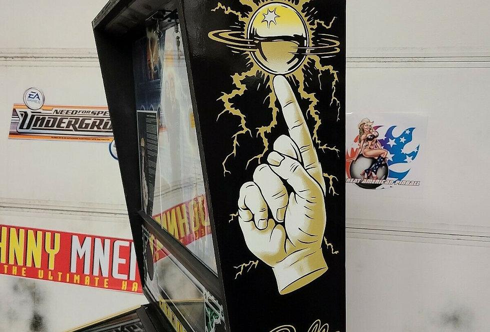Addams Family Gold pinball machine