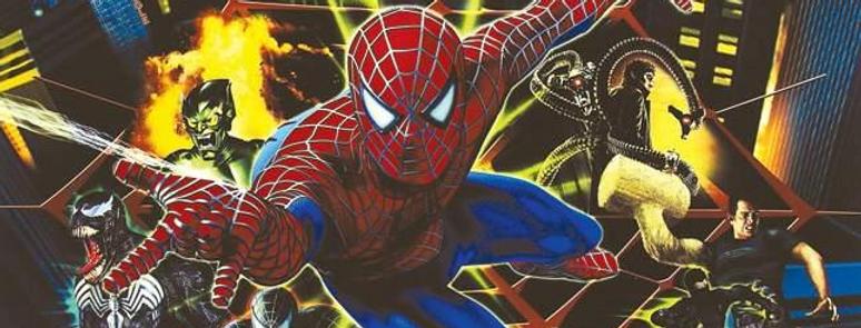 Spiderman Translite