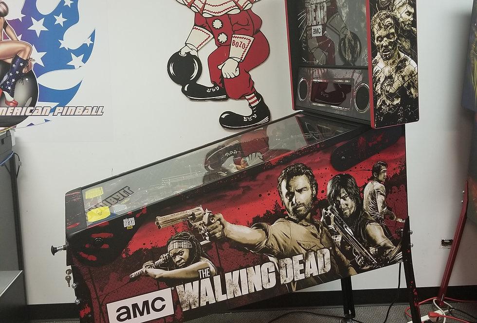 The Walking Dead pinball machine | Stern