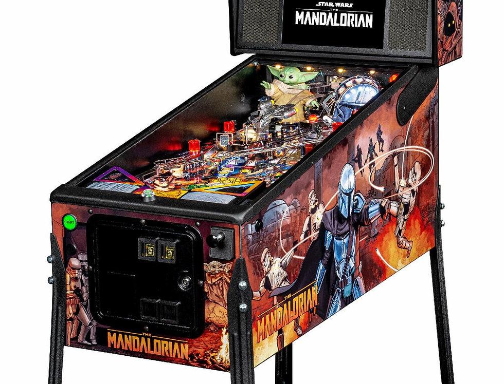 Mandalorian pinball machine Premium edition- (Pre order!!!)