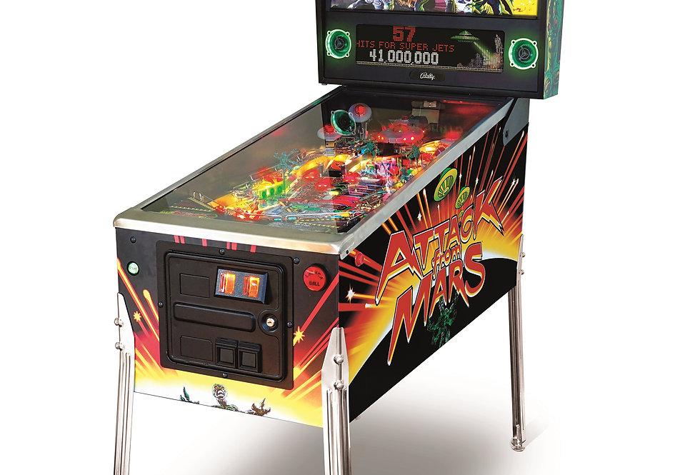 Attack From Mars Pinball Machine | SE